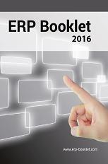 ERP Booklet 2016 Anbietermarkt