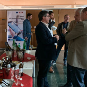 ERP Summit 2019 - Get-together & Branchentreff