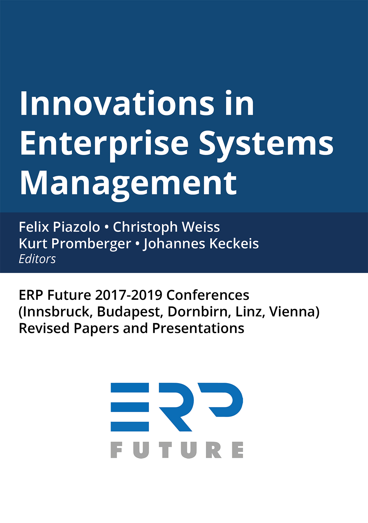 Umschlag_Cover_Innovations in Enterprise Systems Management_2020_10x15